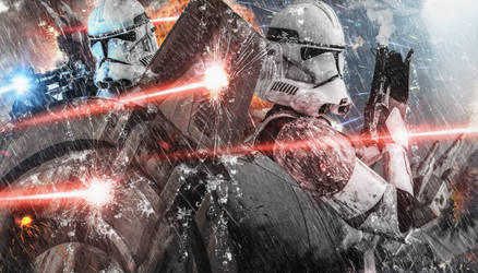 Clone Wars: Last Stand