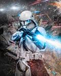 Star Wars - Commander Bacara