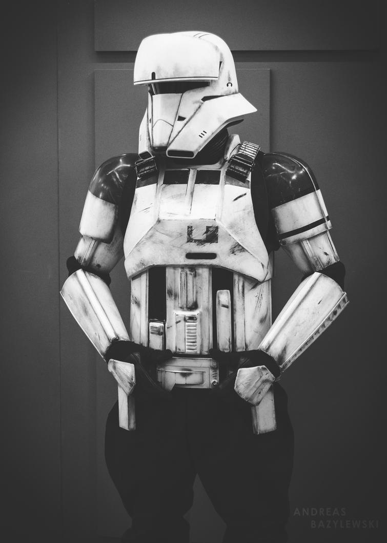 Faces of the Empire: Tank Trooper by TDSOD