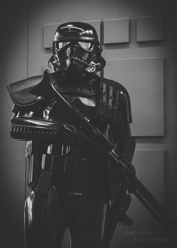Faces of the Empire: Shadowtrooper by TDSOD