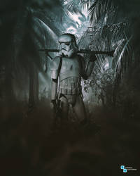 Star Wars - Jungle Trooper