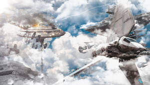 Star Wars: Cloud City Blockade