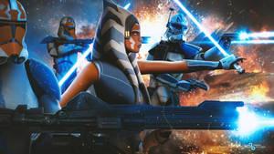 Star Wars: Ahsoka Tano and the 332nd