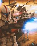 Star Wars: Battle of Geonosis - Clone Army
