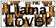 Llama Lover Stamp by EdwardCullenFanGirll