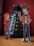 Cute Little Doctor Who