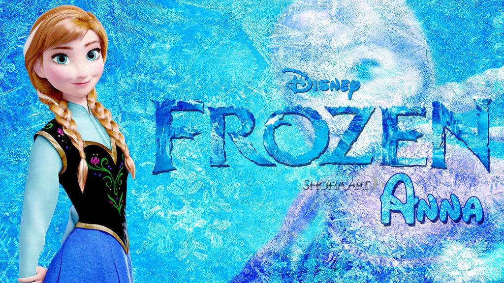 anna Frozen Wallpaper by Shofia-kim13 on DeviantArt Frozen Wallpaper Hd Anna
