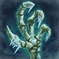 Frozen to the bone by AdrienMTZ
