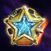 End level star reward by AdrienMTZ