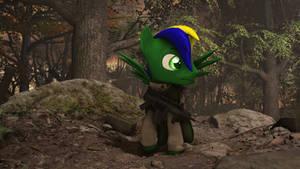 [SFM] Forest patrol