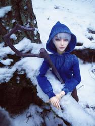 Jack Frost BJD cosplay v2