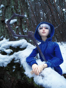 Jack Frost BJD cosplay v3