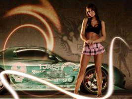 Need For Speed ProStreet by designerfox