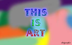 This is ART vol.1 by designerfox
