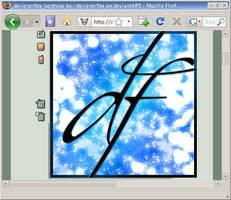 Designerfox in Firefox by designerfox
