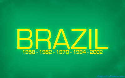 Brazil by designerfox