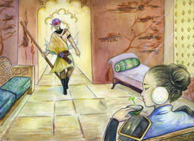 Chance Employment by Yetinia
