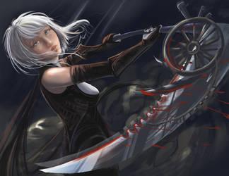 Critical Thren by Yetinia