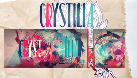 Crystilia by Cadenasa