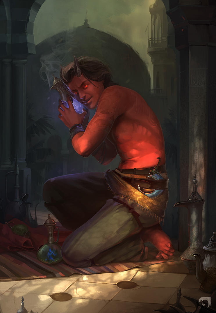 the Ifrit by mltc