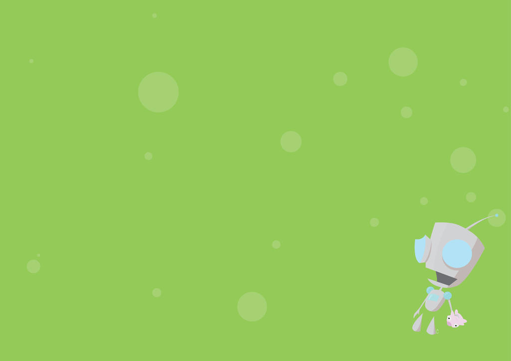 GIR Wallpaper by calciumpill