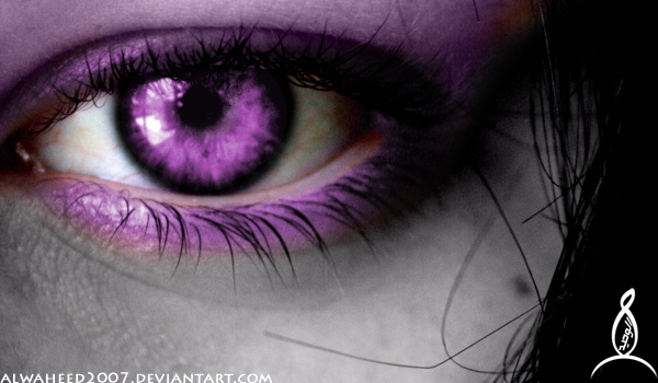 :: Look Into My Eye :: by alwaheed2007