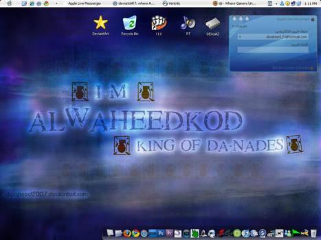 :: December Desktop ::