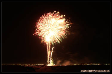 :: Fireworks :: by alwaheed2007