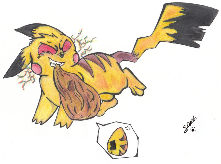 evil pikachu wallpaper - photo #39