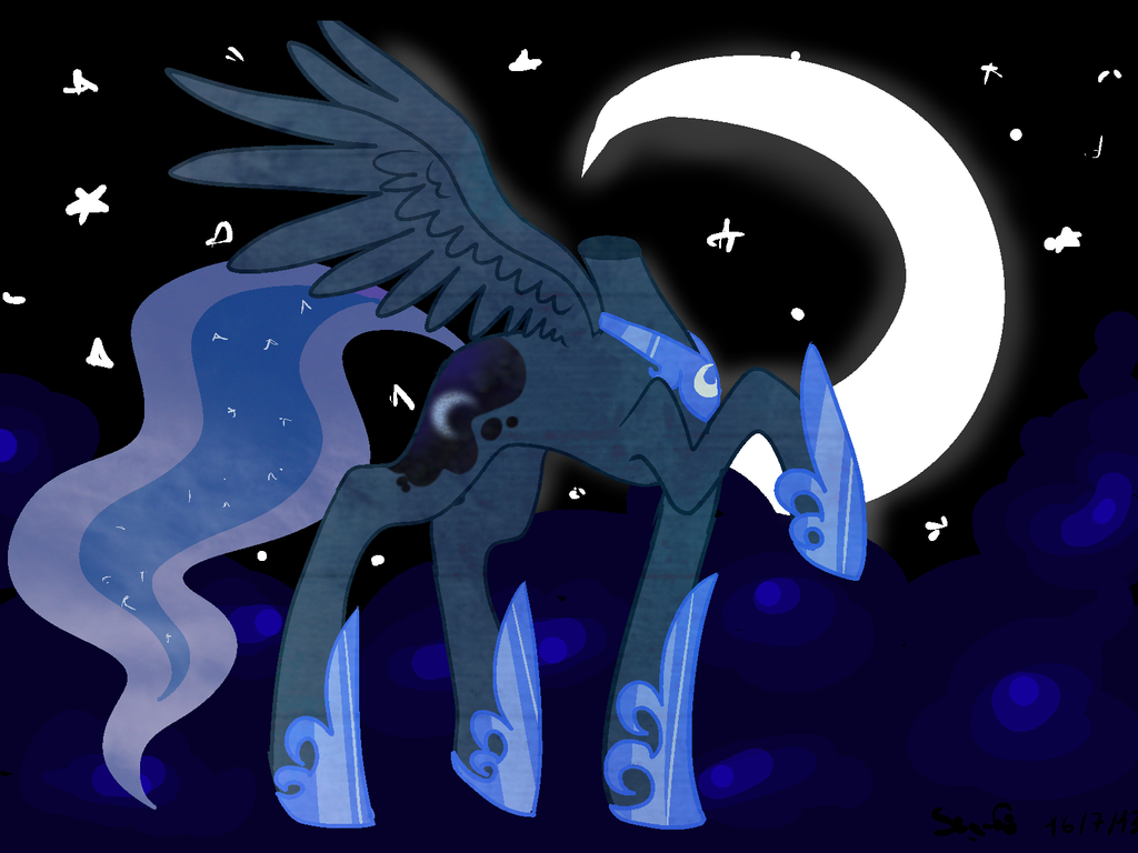 Headless Night By MissMagicalWolf On DeviantArt