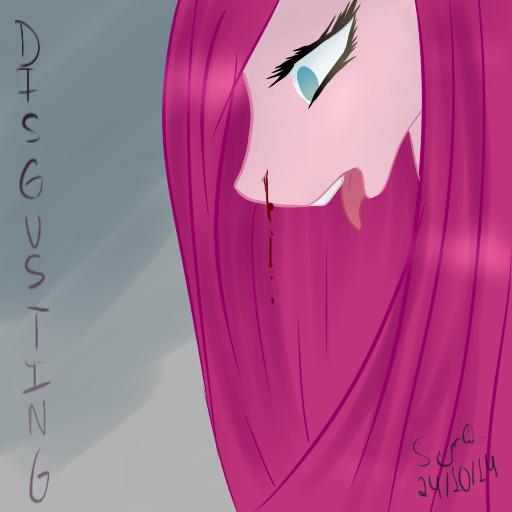 Disgusting by MissMagicalWolf