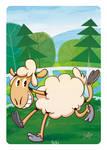 1, 2, 3 - Sheep