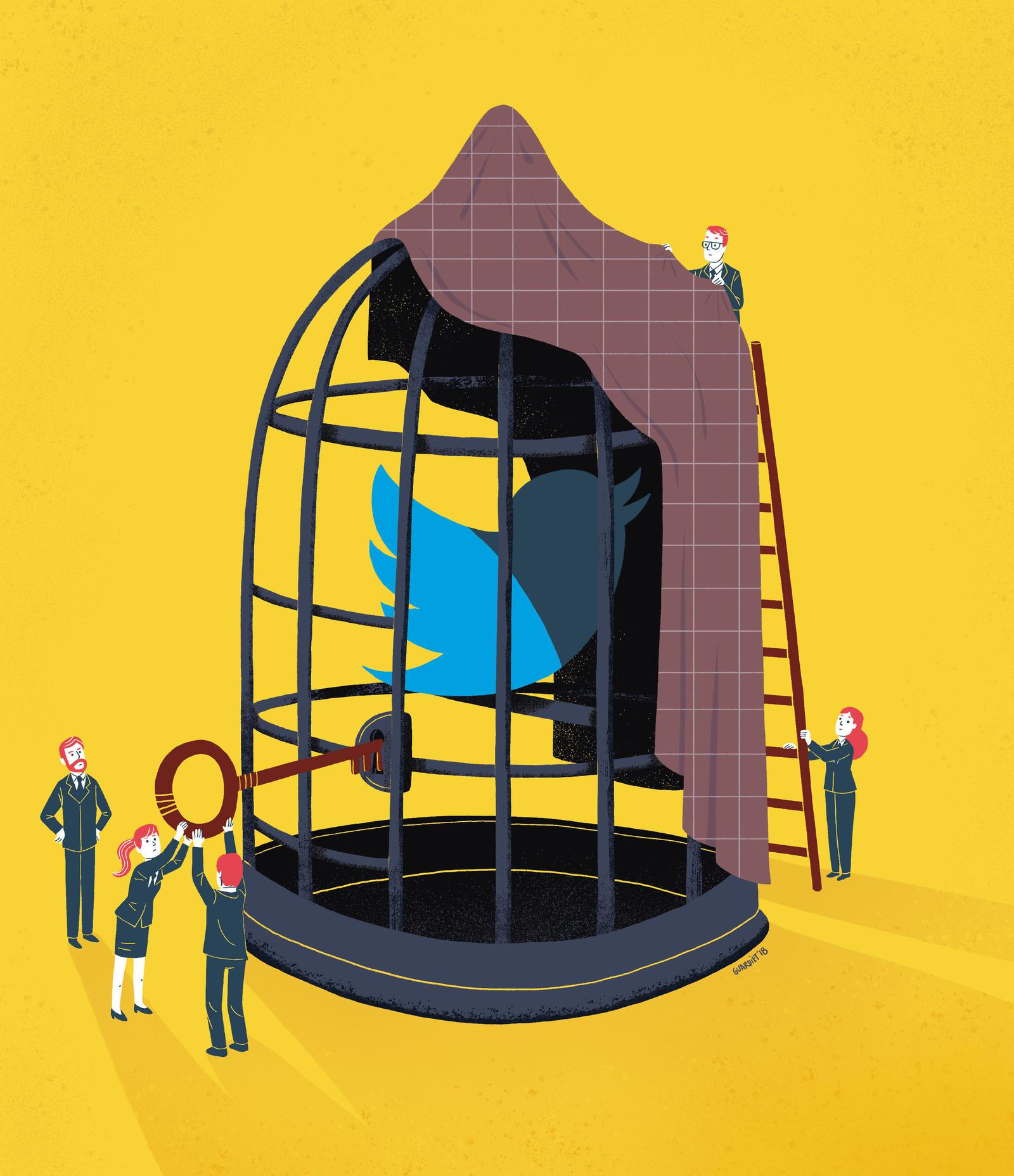 Freedom of speech by JoanGuardiet