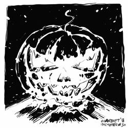 Halloween by JoanGuardiet