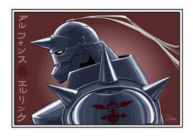 Alphonse Elric by shadesoflove