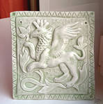 Gryphon tile by Golday41