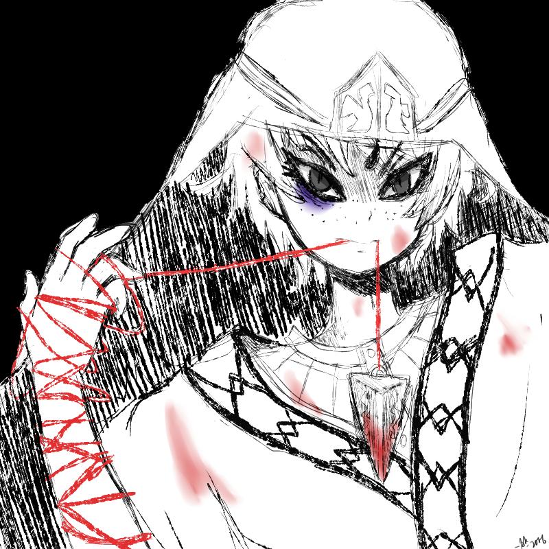 Jafar Doodle 3 by BorderlineCloud