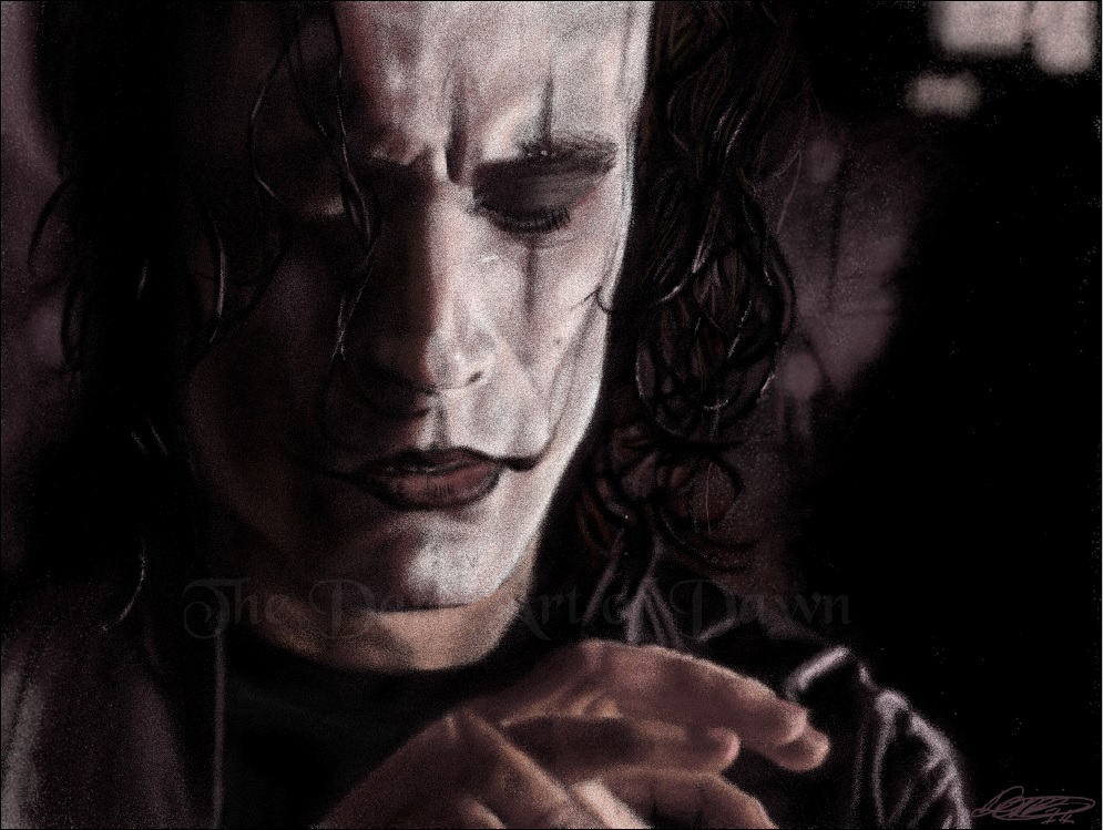 The Crow by blood-stained-hands