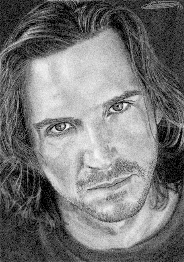 Ralph Fiennes by blood-stained-hands
