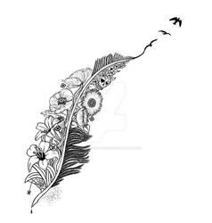 flowerfeathers