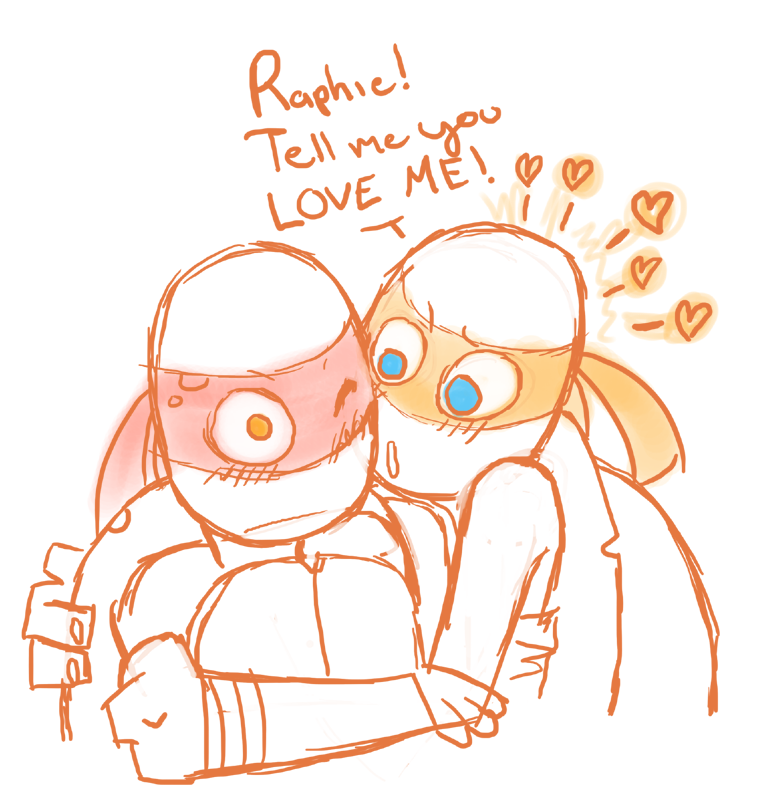 Love Me! by WagtailTurtle