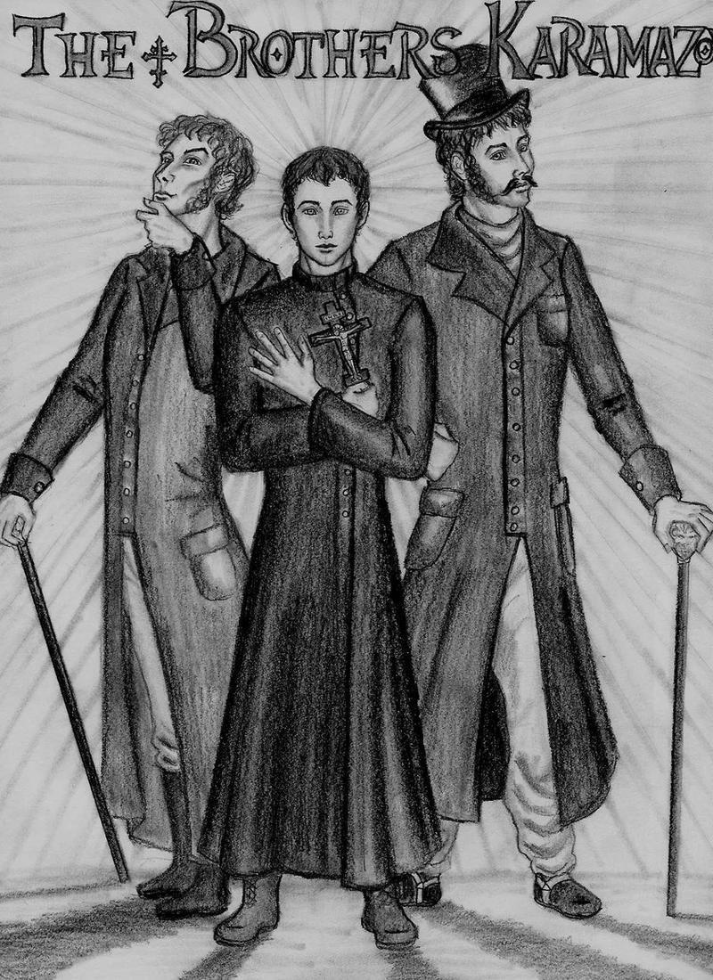 The Brothers Karamazov by Theophilia