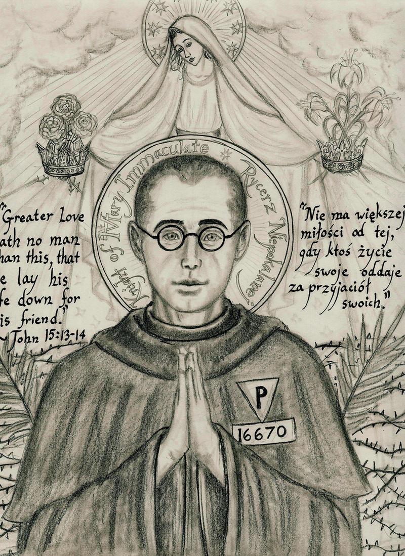 Saint Maksymilian Kolbe