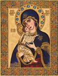 The Theotokos of Vladimir