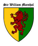 The Coat of Arms of Sir William Marshal