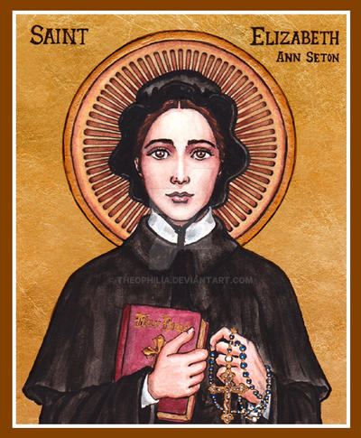 saint ann chat Historic and religious site of first american-born saint elizabeth ann seton all  welcome to visit the museum, historic homes and basilica with her shrine.