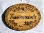Antkowiak Wedding Plaque