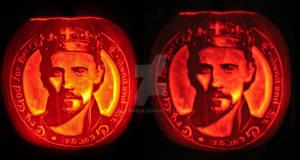 Henry V pumpkin