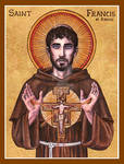 St. Francis of Assisi icon