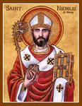 St. Nicholas of Myra icon